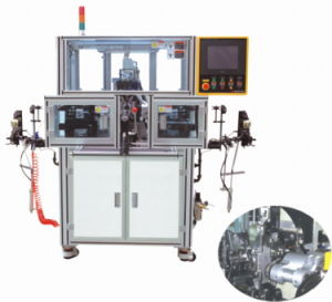 Automatic Wire-Inserting Type Armature Winding Machine (QMR-2C)