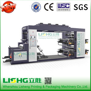 Roll Paper Flexographic Printing Machine pictures & photos