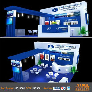 China Stand Builder for Exhibition Trade Show pictures & photos