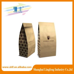 Hot Sale Factory Direct Fast Food Kraft Paper Bag