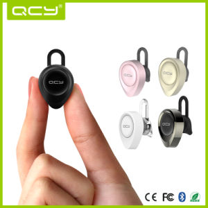 Qcy-J11 Smallest Bluetooth Earbud, Mini Wireless Bluetooth Earphone pictures & photos