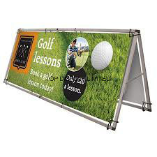 Custom Made Quality Banner, Loop Dye Sublimation Banner Printing, Washable Fabric Banner pictures & photos
