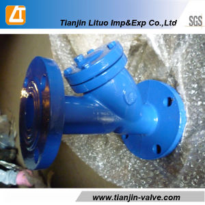 Tianjin Best Cast Iron Y Strainer Manufacturer pictures & photos
