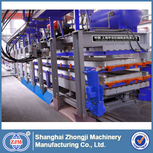 Discontinuous PU (Polyurethane) Sandwich Panel Production Line pictures & photos