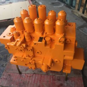 Multi-Way Valve Kawasaki Series Hydraulic Valve pictures & photos