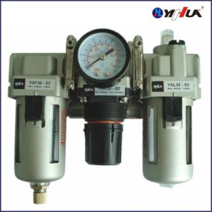 Three Point Filter Combination (Round Pressure Gauge) pictures & photos