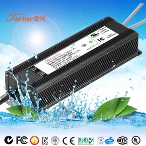UL /SAA/CE/Roh Approval 100-277VAC Pfc>0.9 12V 60W Constant Voltage 12V LED Driver