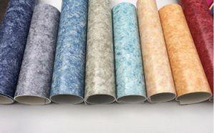 Vinyl Indoor Use PVC Linoleum Flooring Roll with Best Price pictures & photos