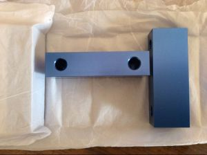 Blue Anodized CNC Machining Parts pictures & photos