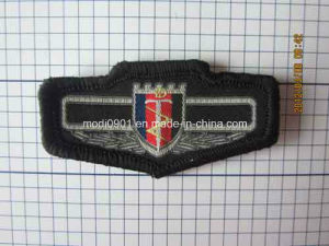 2015 Hot Sale International Customized High Density Cheap Woven Labels pictures & photos