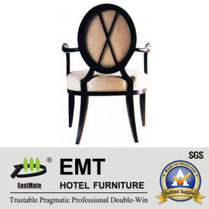 Excellent Design Wooden Hotel Chair Dining Chair (EMT-HC49) pictures & photos