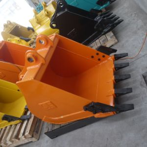 Excavator Attachment for The Hitachi Excavator Zax120 Standard Bucket pictures & photos