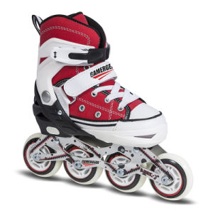 Semi Soft Inline Skate (SS-138A-1) pictures & photos