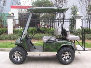2200W Electric Power Golf Carts for Sales pictures & photos