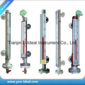 Magnetic Floater Type PP/Stainless Steel/Titanium Water Level Indicator pictures & photos