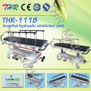 Hydraulic Patient Transferring Stretcher (THR-111B) pictures & photos