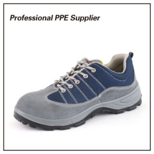 Genuine Leather Cheap Industrial Safety Footwear pictures & photos