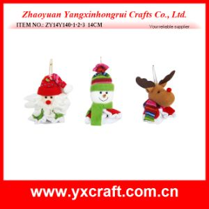 Christmas Decoration (ZY14Y172-1-2-3) Christmas Ornament Toy Dress Party pictures & photos