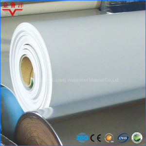 Thermoplastic Polyolefin Waterproof Membrane, Tpo Waterproof Membrane with Excellent Resistance to Weather Aging