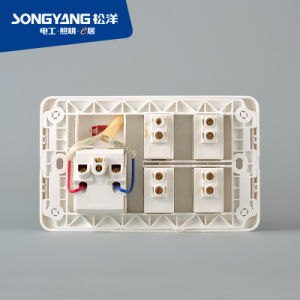Four Gang Multi/F Switch pictures & photos