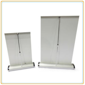 Portable A4 Mini Table Roll up Banner Display pictures & photos