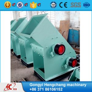 Limestone Salt Rock Crusher Double Stage Hammer Crusher pictures & photos