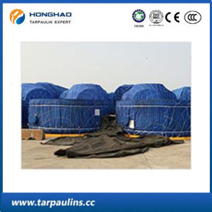 Durable Waterproof PE Tarpaulin with UV Treated for Cover/Tent pictures & photos