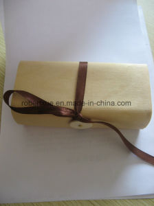 Custom Candle Box Packaging Decorative Black Drawer Wooden Gift Box pictures & photos