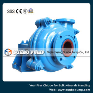 Extra Heavy Duty Long Service Life Centrifugal Gravel Pump pictures & photos