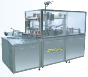 Health-Care Product Adjustable Cellophane Tri-Dimensional Overwrapping Machine (with tear tape) pictures & photos