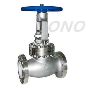 ANSI Flanged Stainless Steel Globe Valve pictures & photos
