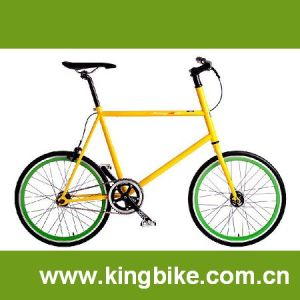 "20"" Fixed Gear Bike, Hi-Ten Frame, Flip-Flop Hub Kb-Rd20-2"