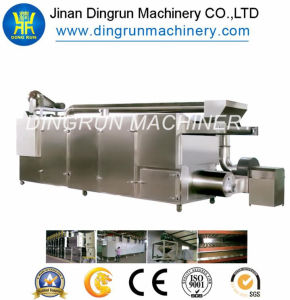 Puff corn snack food extruder machine pictures & photos