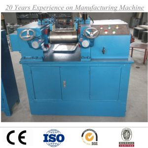 Two Roll Rubber Mixing Mill Machine Xk-450 pictures & photos