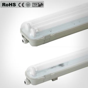 IP65 T8 Fluorescent Removeable Brackets