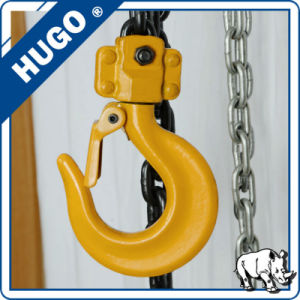 Hand Operated Chain Hoist Blocks Manual Lifting Equipment pictures & photos