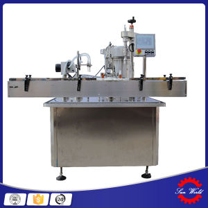 Spray Bottle Liquid Filling Machine with 2nozzles 20L pictures & photos