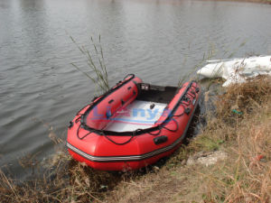 Liya 2m-6.5m Inflatable Rescue PVC Boat for Sale pictures & photos