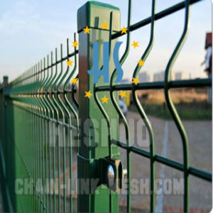 2m High Welded Wire Fencing pictures & photos