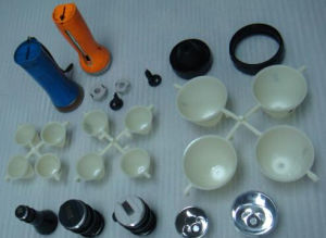 Plastic Flashlight Cover, Electronic Torch Cover pictures & photos