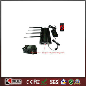 in Car Use High Power Cell Phone Jammer pictures & photos
