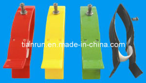 Clamp Electrodes, Adult Size (SZJ01) pictures & photos