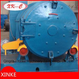 Rotating Barrel Wheel Blast Type Shot Blasting Polishing Machine pictures & photos