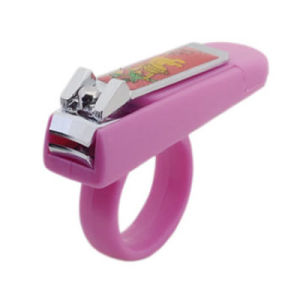 N-0776s FDA Certificated Baby Nail Clipper with Ring Handle pictures & photos