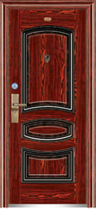 Steel Entrance Security Door (XY-8263)