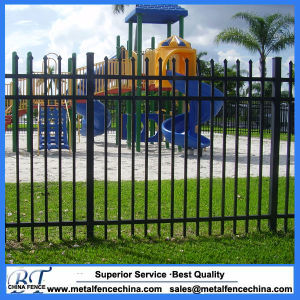 China Supplier Decorative Garden Security Fence pictures & photos
