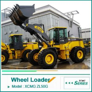 XCMG Zl50g Wheel Loader 5ton for Sale