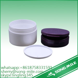 PP Recycled Plastic Cosmetic Jars Body Cream Jars pictures & photos