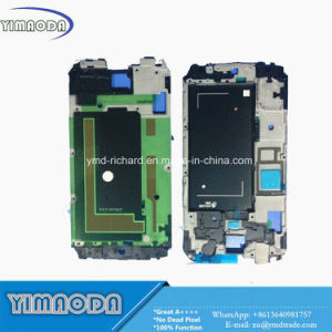 Original Front LCD Front Housing Frame Bezel Plate Middle Frame for Galaxy S5 G900f I9600