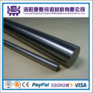 Polished Surface 99.95% Pure Tungsten Round Rods Price pictures & photos